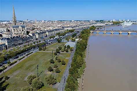 art société  drone photo video bordeaux